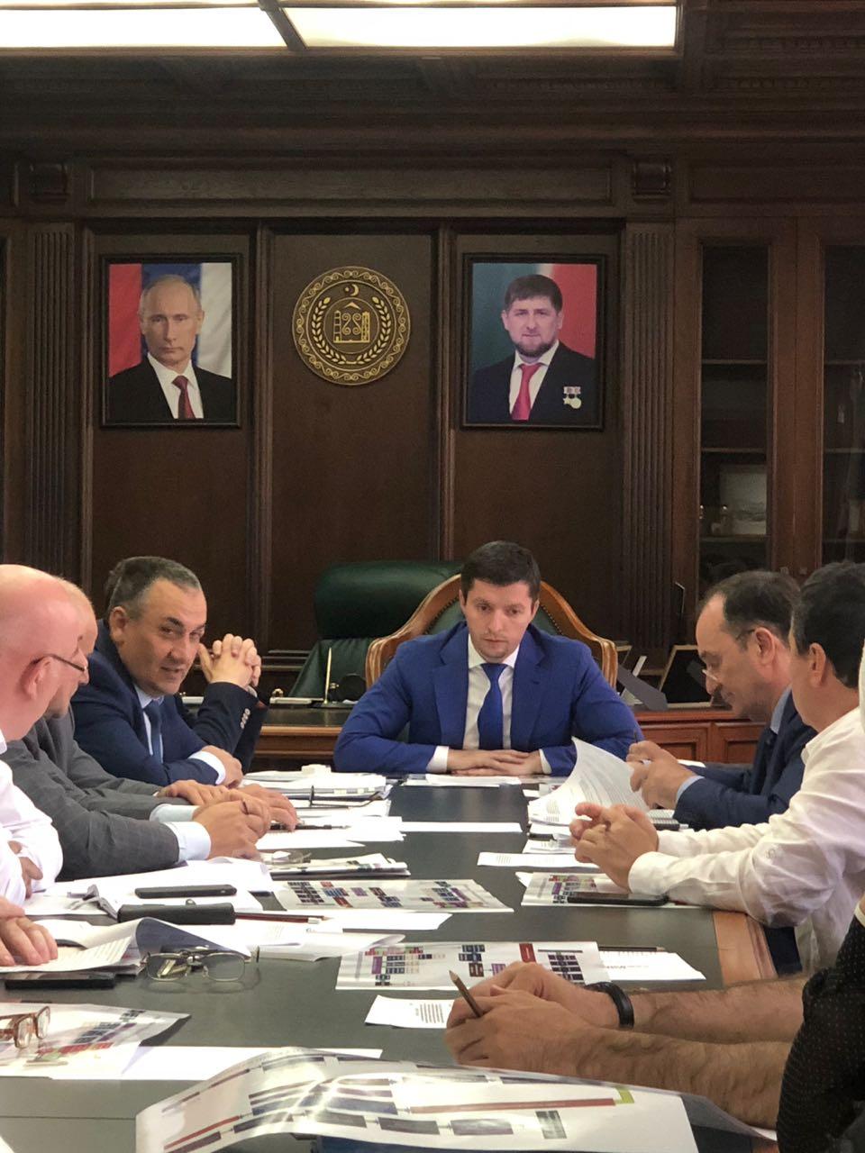 Заседание Правительственной комиссии 2018